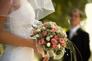 Як вибрати весільний букет