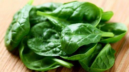 Шпинат корисні властивості, користь і шкода, як їсти